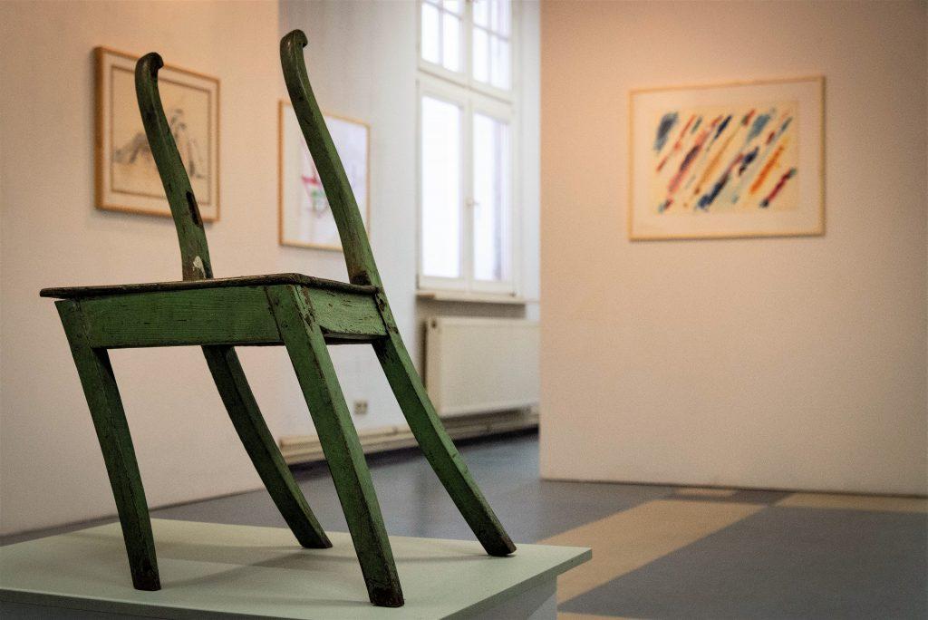 Wewerka Ausstellung ©  Gabriele Brusche  2019